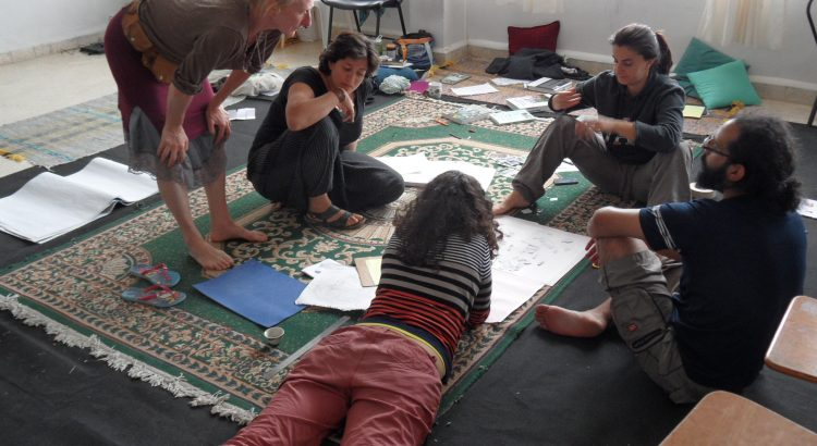 Permaculture teaching