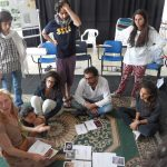 teaching social permaculture